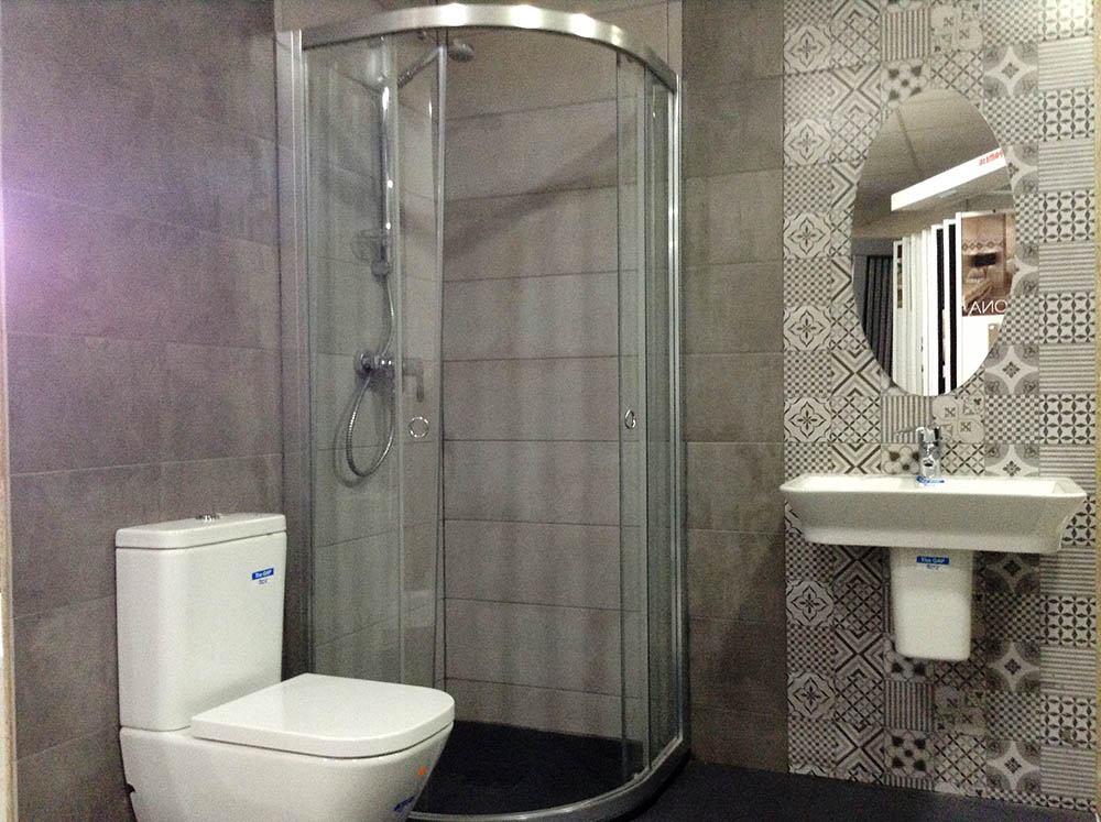 exposicion de baños